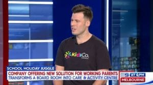 Laynton Allen - Channel 9 News Melbourne - Media Stable